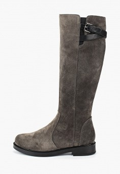 Сапоги, Valley, цвет: серый. Артикул: VA013AWGJUF3. Обувь / Сапоги