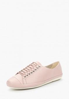 Кеды, Vagabond, цвет: розовый. Артикул: VA468AWAATO1.