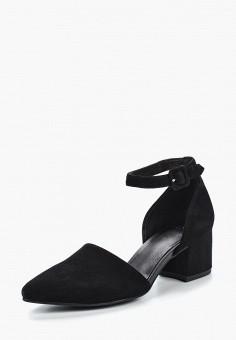 Туфли, Vagabond, цвет: черный. Артикул: VA468AWAAUN2.