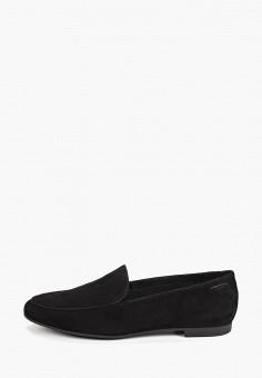 Лоферы, Vagabond, цвет: черный. Артикул: VA468AWIAKE2. Обувь / Туфли / Лоферы
