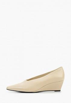 Туфли, Vagabond, цвет: бежевый. Артикул: VA468AWIAKI7.