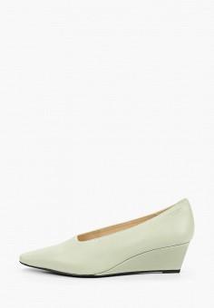 Туфли, Vagabond, цвет: зеленый. Артикул: VA468AWIAKI8.