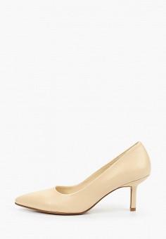 Туфли, Vagabond, цвет: бежевый. Артикул: VA468AWIAKJ3.