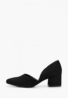 Туфли, Vagabond, цвет: черный. Артикул: VA468AWIAKJ7.