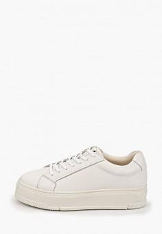 Кеды, Vagabond, цвет: белый. Артикул: VA468AWIAKJ9.
