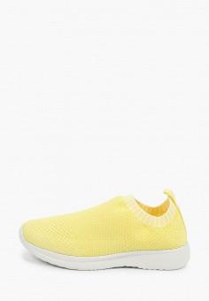 Кроссовки, Vagabond, цвет: желтый. Артикул: VA468AWIAOI9.