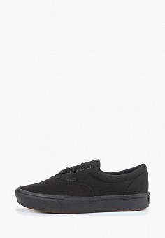 Кеды, Vans, цвет: черный. Артикул: VA984AUEEWA4.