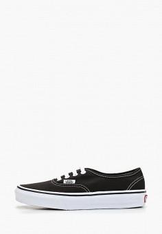 Кеды, Vans, цвет: черный. Артикул: VA984AUESKI4. Обувь / Кроссовки и кеды