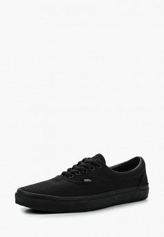 Кеды, Vans, цвет: черный. Артикул: VA984AUFMF07.