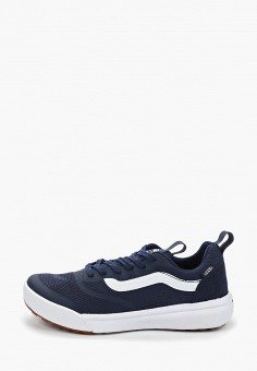 Кроссовки, Vans, цвет: синий. Артикул: VA984AUHNAQ8.