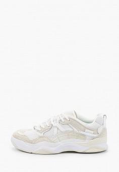 Кроссовки, Vans, цвет: белый. Артикул: VA984AUIMIU0.