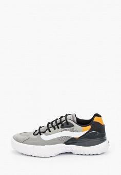 Кроссовки, Vans, цвет: серый. Артикул: VA984AUIMJQ7.
