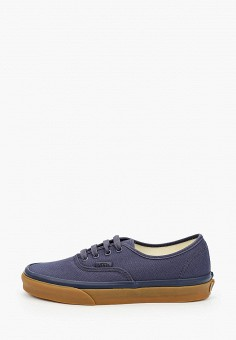 Кеды, Vans, цвет: синий. Артикул: VA984AUIMJR3.