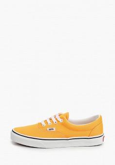 Кеды, Vans, цвет: оранжевый. Артикул: VA984AUIMJS9.