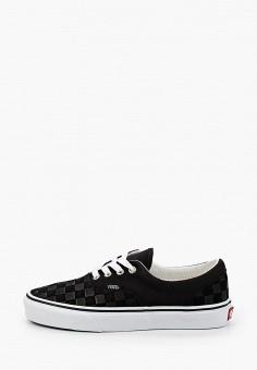 Кеды, Vans, цвет: черный. Артикул: VA984AUIMJT2.