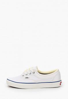 Кеды, Vans, цвет: белый. Артикул: VA984AUJNXU6.