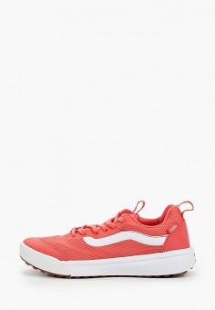 Кроссовки, Vans, цвет: коралловый. Артикул: VA984AWIMJZ3.