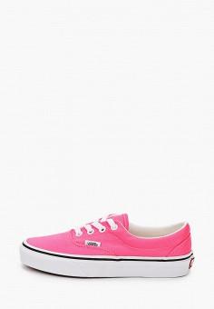 Кеды, Vans, цвет: розовый. Артикул: VA984AWIMKW2.