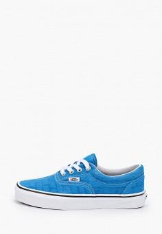 Кеды, Vans, цвет: синий. Артикул: VA984AWIMKW8.