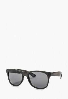 Очки солнцезащитные, Vans, цвет: черный. Артикул: VA984DMFMG78.
