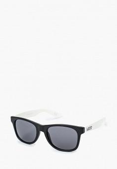 Очки солнцезащитные, Vans, цвет: черный. Артикул: VA984DMRCP46.