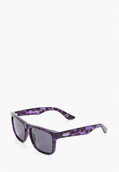 Очки солнцезащитные, Vans, цвет: фиолетовый. Артикул: VA984DUIWCI2.
