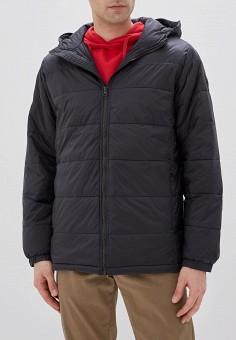 Куртка утепленная, Vans, цвет: черный. Артикул: VA984EMHKVX7.