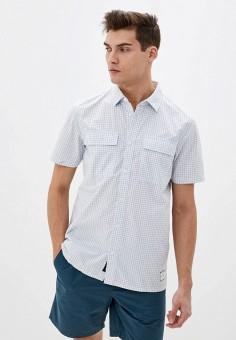 Рубашка, Vans, цвет: белый. Артикул: VA984EMIMHN3.
