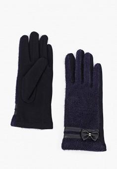 Перчатки, Venera, цвет: синий. Артикул: VE003DWGWDG1. Аксессуары / Перчатки и варежки