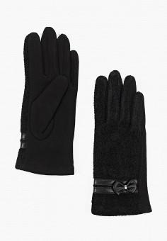 Перчатки, Venera, цвет: черный. Артикул: VE003DWGWDG3. Аксессуары / Перчатки и варежки