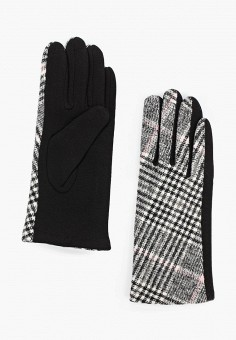 Перчатки, Venera, цвет: серый. Артикул: VE003DWGWDH7. Аксессуары / Перчатки и варежки