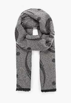 Палантин, Venera, цвет: серый. Артикул: VE003GWHAOA3. Аксессуары / Платки и шарфы