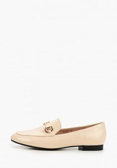 Лоферы, Vera Blum, цвет: розовый. Артикул: VE028AWIPPG8. Обувь / Туфли / Лоферы