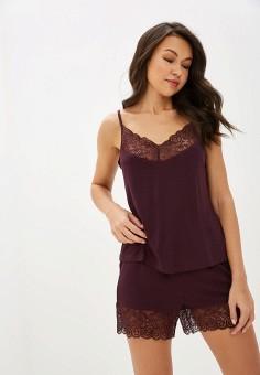 Пижама, Vis-a-Vis, цвет: фиолетовый. Артикул: VI003EWGFRP5. Одежда / Домашняя одежда / Пижамы