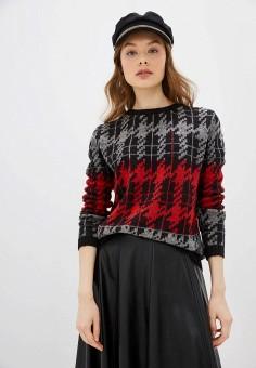 Джемпер, Vis-a-Vis, цвет: мультиколор. Артикул: VI003EWGNIJ1. Одежда / Джемперы, свитеры и кардиганы / Джемперы и пуловеры