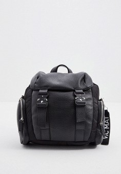 Рюкзак, Vic Matie, цвет: черный. Артикул: VI030BWKJGZ0. Аксессуары / Рюкзаки
