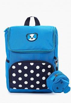 Рюкзак, Vitacci, цвет: синий. Артикул: VI060BBGNBX6.