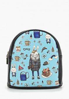 Рюкзак, Vitacci, цвет: голубой. Артикул: VI060BGEBBK9.