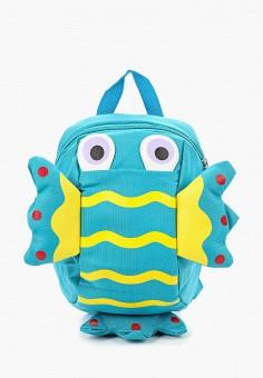 Рюкзак, Vitacci, цвет: бирюзовый. Артикул: VI060BKGNBY1.