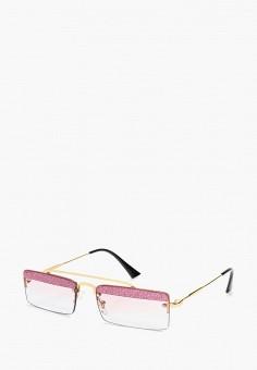 Очки солнцезащитные, Vitacci, цвет: золотой. Артикул: VI060DWDPDT0.