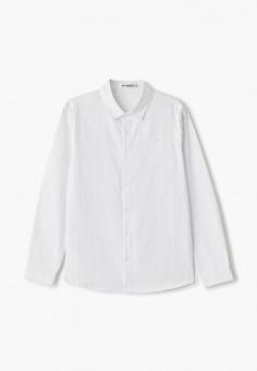 Рубашка, Vitacci, цвет: белый. Артикул: VI060EBFYKU5.