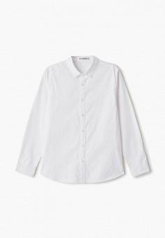Рубашка, Vitacci, цвет: белый. Артикул: VI060EBFYKU8.