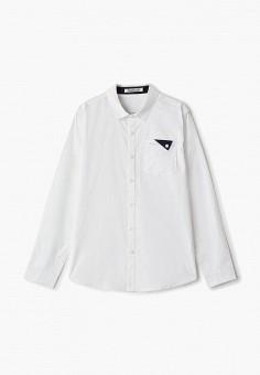 Рубашка, Vitacci, цвет: белый. Артикул: VI060EBFYKV0.