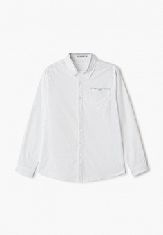 Рубашка, Vitacci, цвет: белый. Артикул: VI060EBFYKV3.