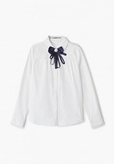 Блуза, Vitacci, цвет: белый. Артикул: VI060EGFYKR1.
