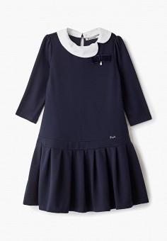 Платье, Vitacci, цвет: синий. Артикул: VI060EGFYKS6.