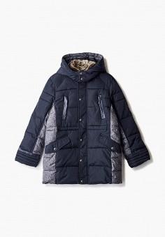 Куртка утепленная, Vitacci, цвет: синий. Артикул: VI060EGIDHH2.