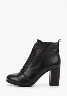 Ботильоны, Vivian Royal, цвет: черный. Артикул: VI809AWHCKQ1. Обувь