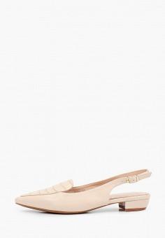 Туфли, Vivian Royal, цвет: бежевый. Артикул: VI809AWIJBD6. Обувь / Туфли