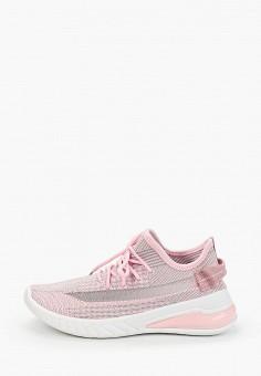 Кроссовки, Vivian Royal, цвет: розовый. Артикул: VI809AWJAJI4. Обувь